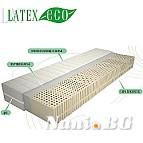 Latex ECO матрак ЛАТЕКО 18 см