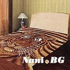 Одеяло Тигър G056