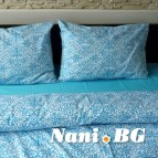 Семеен спален комплект Синева