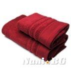 Хавлиена кърпа Микропамук - Циклама