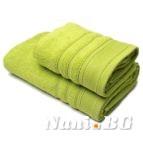 Хавлиена кърпа Микропамук - Зелен