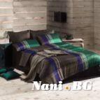 Луксозен спален комплект Issey Green