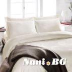 Луксозен спален комплект Жакард Contessa
