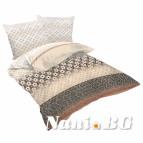 Спално бельо памучен сатен - Диана