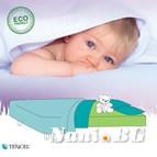 Непромокаема бебешка хавлия B-SENSIBLE BABY TOWEL