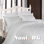 Двоен спален комплект Sweta White