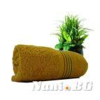 Хавлиени кърпи Елегант 500гр - тютюн