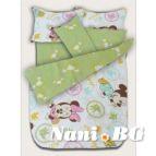 Бебешко спално бельо - Мини Маус