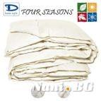 Комплект олекотени завивки - Четири сезона