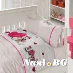 3D Бебешко спално бельо-Бамбук - My Little