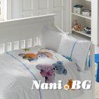 3D Бебешко спално бельо-Бамбук - Mavis