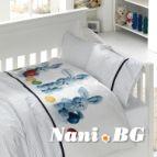 3D Бебешко спално бельо-Бамбук - Bunny