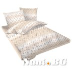 Спално бельо памучен сатен - Диана II