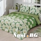 Спално бельо - Dasy Green