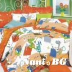 Бебешки к-т с олекотена завивка - Смарти