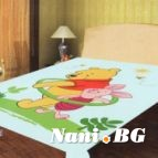 Бебешко одеяло Мечо пух