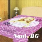 Детско одеяло Барби