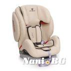 Детско столче за кола Zodiac еко-кожа + 9-36 кг