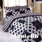 Спално бельо Снуп - Сив