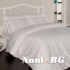 Двоен спален комплект Vanesa Krem