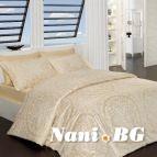Двоен спален комплект Ванеса Злато