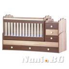 Детско легло трансформер Деси макси