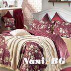 Луксозен спален комплект BOURBON