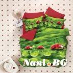 Спално бельо 3D - Ladybugs
