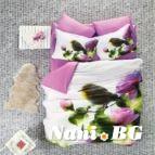 Спално бельо 3D - Природата