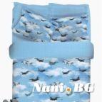 Спално бельо 3D - Небе