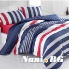Спално бельо - Stripe