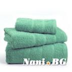 Хавлиени кърпи Бейсик - Зелено