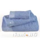 Хавлиени кърпи Милано - Синьо