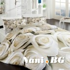 Спално бельо 3D - Бланч