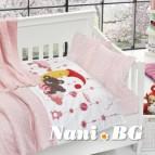 Бебешко спално бельо-Бамбук и одеяло - Поспаланко