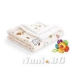 Бебешко одеяло - Зоо