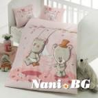 Бебешко спално бельо - Pink Dream