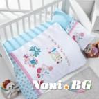 Бебешко спално бельо - Strawberry