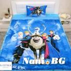 Детски спален комплект Фроузен с еленче