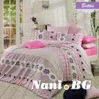 Спално бельо Бутон