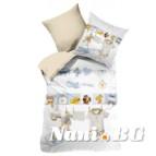 3D Бебешко спално бельо - its a boy