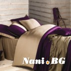 Луксозен спален комплект ANNETTE – LILA