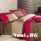 Луксозен спален комплект ANNETTE – FUCSIA