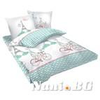 Спално бельо Бисиклет