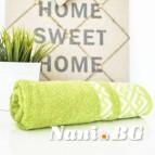 Хавлиени кърпи Алия - зелен