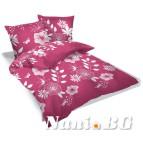 Спално бельо Кокона Розово