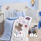 Бебешко спално бельо-Бамбук - JOY