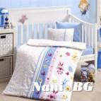 Бебешко спално бельо-Бамбук - Sweet Toys