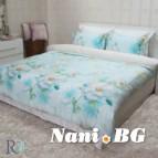 Луксозен спално бельо от зелен чай - Кализия