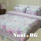 Луксозен спално бельо от зелен чай - Блян